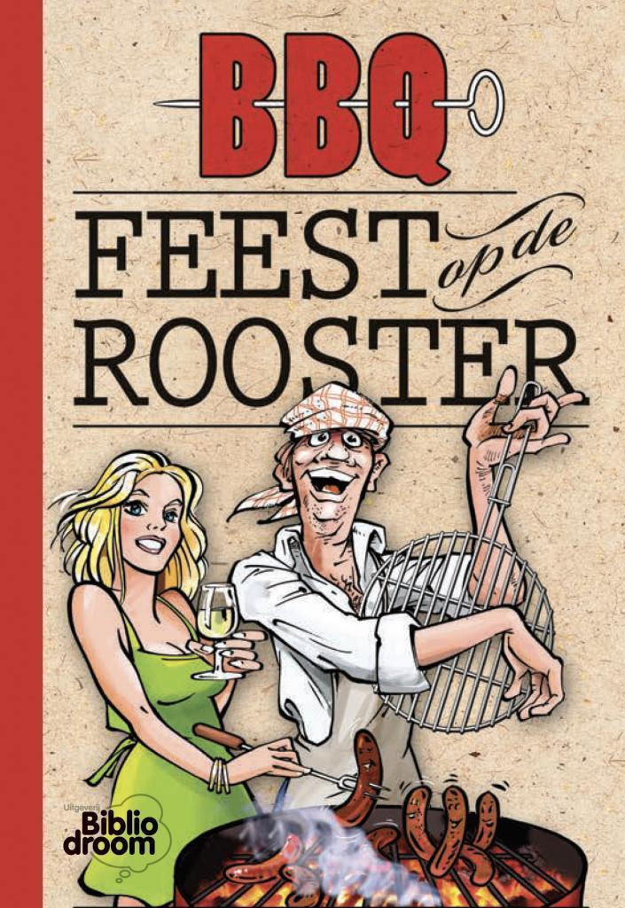 BBQ - Feest op de rooster - uitgeverij Bibliodroom