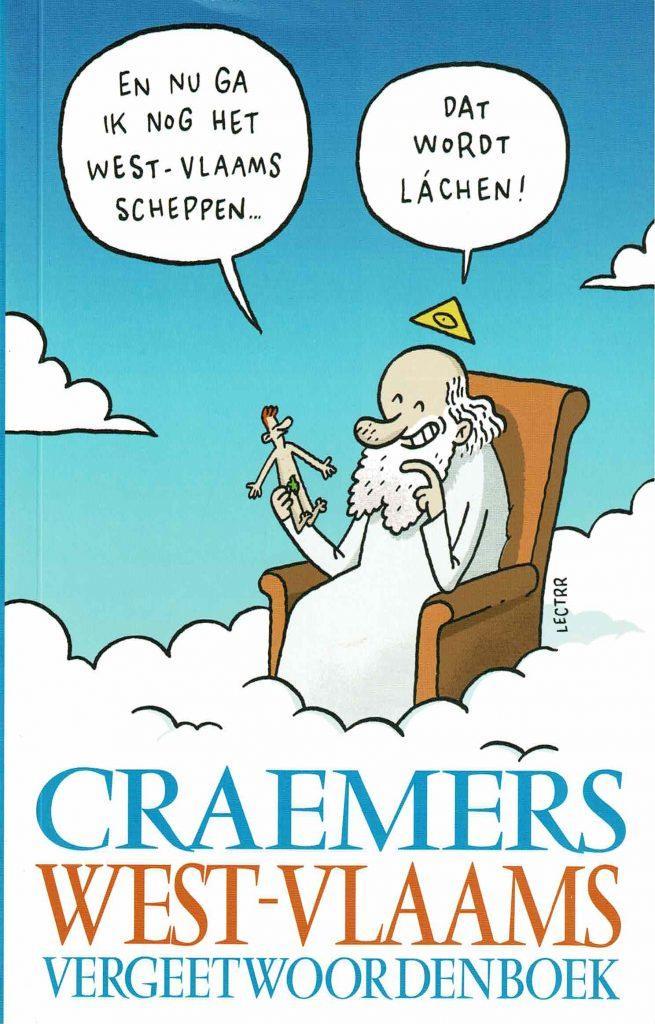 Craemers West-Vlaams vergeetwoordenboek - uitgeverij Bibliodroom