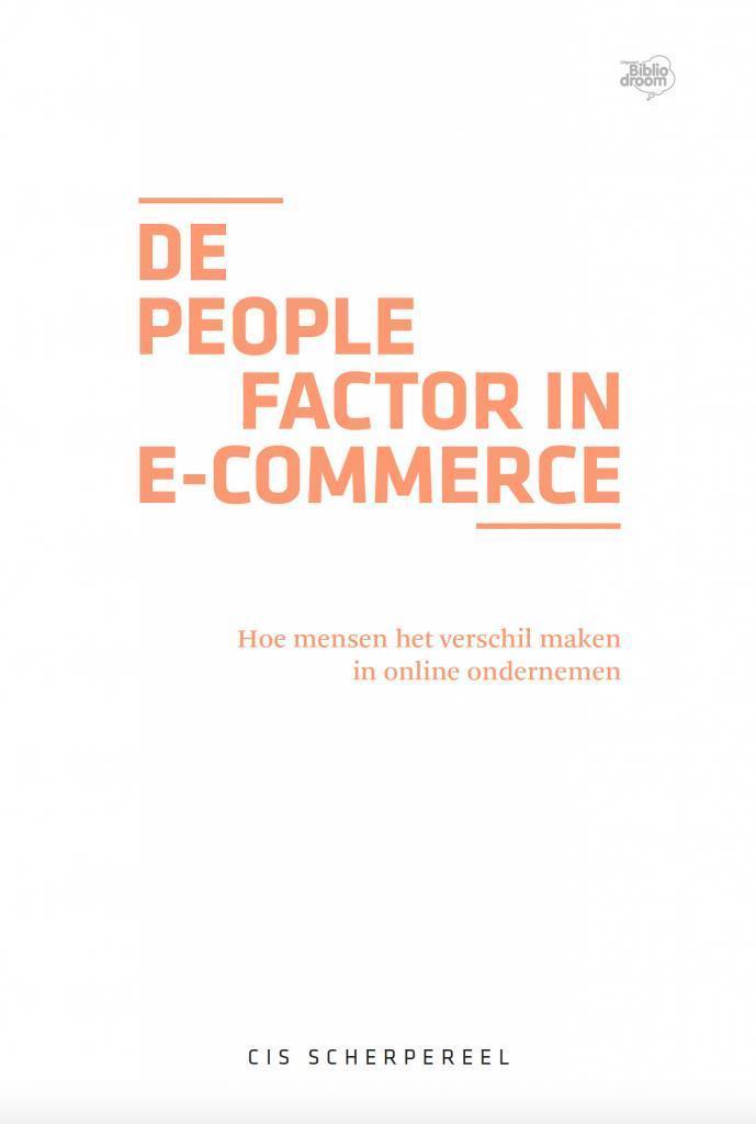 People factor in E-commerce - uitgeverij Bibliodroom