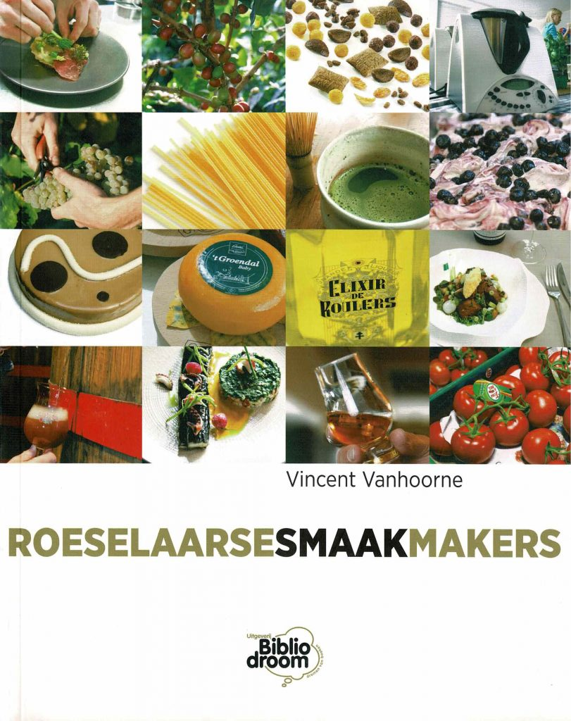 Roeselaarse Smaakmakers - uitgeverij Bibliodroom