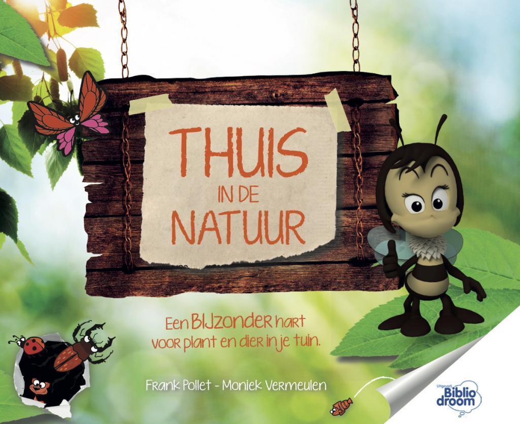 Thuis in de natuur - uitgeverij Bibliodroom